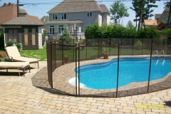 Clôture de piscine amovible | Pool Guard | Removable pool fence | photo02