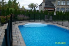 Clôture de piscine amovible | Pool Guard | Removable pool fence | photo05