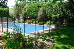Clôture de piscine amovible | Pool Guard | Removable pool fence | photo07