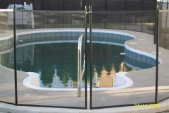 Clôture de piscine amovible | Pool Guard | Removable pool fence | photo09