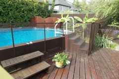 Clôture de piscine amovible | Pool Guard | Removable pool fence | photo10