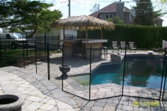 Clôture de piscine amovible | Pool Guard | Removable pool fence | photo12