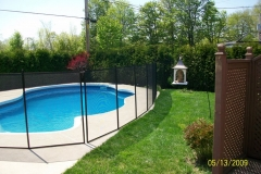 Clôture de piscine amovible | Pool Guard | Removable pool fence | photo13
