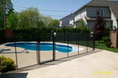 Clôture de piscine amovible | Pool Guard | Removable pool fence | photo14