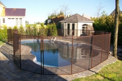 Clôture de piscine amovible | Pool Guard | Removable pool fence | photo15