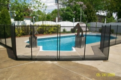 Clôture de piscine amovible | Pool Guard | Removable pool fence | photo16
