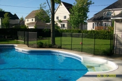 Clôture de piscine amovible | Pool Guard | Removable pool fence | photo17