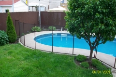 Clôture de piscine amovible | Pool Guard | Removable pool fence | photo18