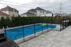 Clôture de piscine amovible | Pool Guard | Removable pool fence | photo20