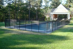 Clôture de piscine amovible | Pool Guard | Removable pool fence | photo24