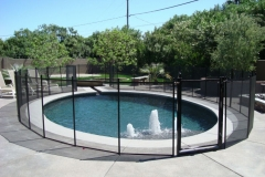 Clôture de piscine amovible | Pool Guard | Removable pool fence | photo26