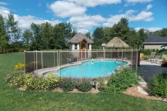 Clôture de piscine amovible | Pool Guard | Removable pool fence | photo29