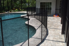 Clôture de piscine amovible | Pool Guard | Removable pool fence | photo30