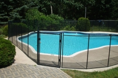Clôture de piscine amovible | Pool Guard | Removable pool fence | photo31