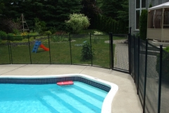 Clôture de piscine amovible | Pool Guard | Removable pool fence | photo32