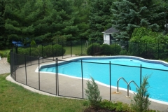 Clôture de piscine amovible | Pool Guard | Removable pool fence | photo34