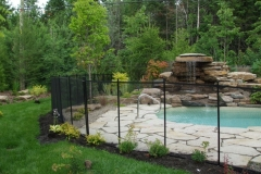 Clôture de piscine amovible | Pool Guard | Removable pool fence | photo36