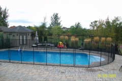 Clôture de piscine amovible | Pool Guard | Removable pool fence | photo40