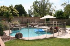 Clôture de piscine amovible | Pool Guard | Removable pool fence | photo43