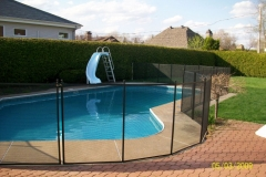 Clôture de piscine amovible | Pool Guard | Removable pool fence | photo44