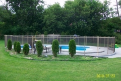 Clôture de piscine amovible | Pool Guard | Removable pool fence | photo47