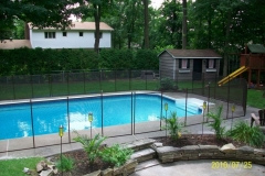 Clôture de piscine amovible | Pool Guard | Removable pool fence | photo48