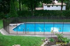 Clôture de piscine amovible | Pool Guard | Removable pool fence | photo49