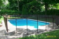 Clôture de piscine amovible | Pool Guard | Removable pool fence | photo50