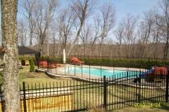Clôture de piscine amovible | Pool Guard | Removable pool fence | photo51