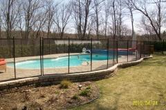 Clôture de piscine amovible | Pool Guard | Removable pool fence |photo53