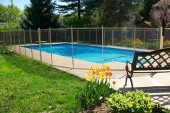 Clôture de piscine amovible | Pool Guard | Removable pool fence | photo54