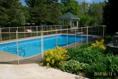Clôture de piscine amovible | Pool Guard | Removable pool fence | photo55