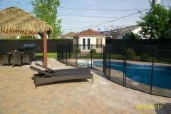 Clôture de piscine amovible | Pool Guard | Removable pool fence | photo59