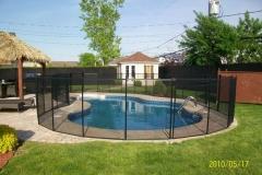 Clôture de piscine amovible | Pool Guard | Removable pool fence | photo60