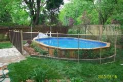 Clôture de piscine amovible | Pool Guard | Removable pool fence | photo61