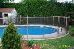 Clôture de piscine amovible | Pool Guard | Removable pool fence | photo62