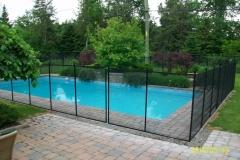 Clôture de piscine amovible | Pool Guard | Removable pool fence | photo63