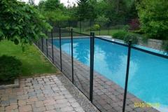 Clôture de piscine amovible | Pool Guard | Removable pool fence | photo64