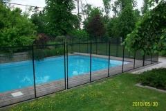 Clôture de piscine amovible | Pool Guard | Removable pool fence | photo65