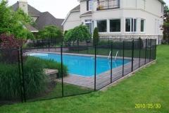 Clôture de piscine amovible | Pool Guard | Removable pool fence | photo66