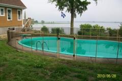 Clôture de piscine amovible | Pool Guard | Removable pool fence | photo67