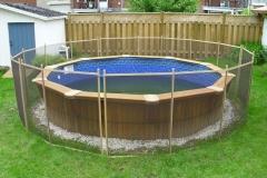 Clôture de piscine amovible | Pool Guard | Removable pool fence | photo68