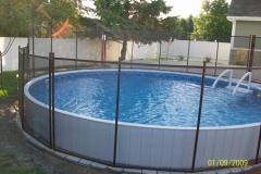 Clôture de piscine amovible | Pool Guard | Removable pool fence | photo70