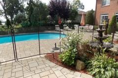 Clôture de piscine amovible | Pool Guard | Removable pool fence | photo71