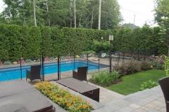 Clôture de piscine amovible | Pool Guard | Removable pool fence | photo72