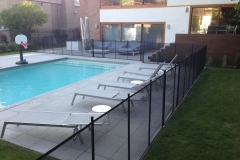 Clôture de piscine amovible | Pool Guard | Removable pool fence | photo73