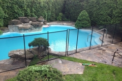 Clôture de piscine amovible | Pool Guard | Removable pool fence | photo74