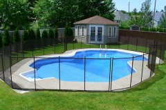 Clôture de piscine amovible | Pool Guard | Removable pool fence | photo75