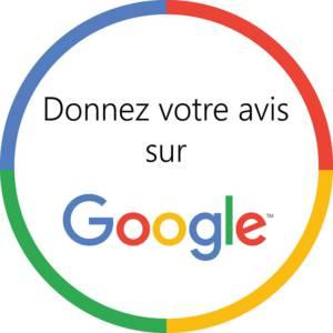 Donnez votre avis sur Google