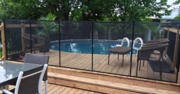 Achat de clôture pour piscine